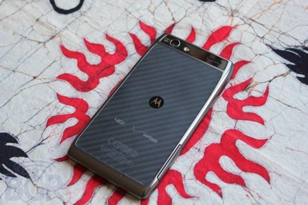 Google Motorola Phonea