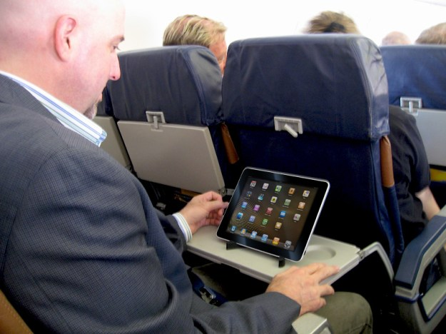 FAA In-Flight Electronics Rules