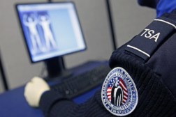 TSA Scanners Security Issues