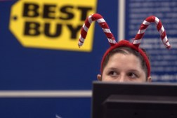 Best Buy Top Tech Christmas Gifts Survey