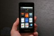 BlackBerry 10 Alpha hands-on - Image 2 of 7
