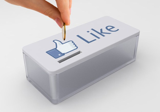 Facebook Like Button Change