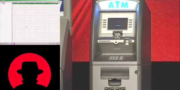 ATM Hacking Malware Attack