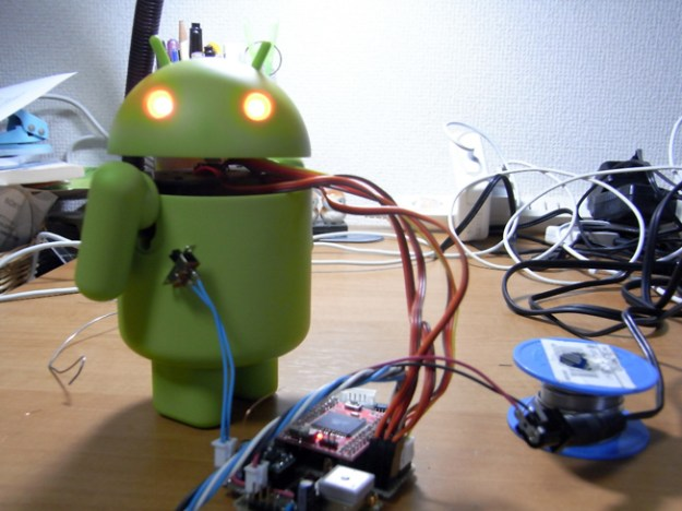 FBI Android Microphone Hack
