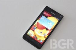 Huawei Ascend P1 Release Date