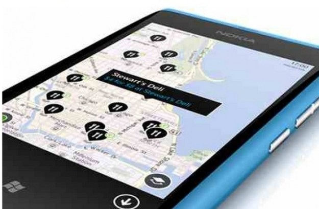 Nokia Maps App