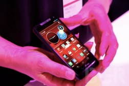 Motorola DROID RAZR M Hands-On