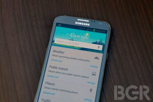 AT&T Galaxy Note II Update