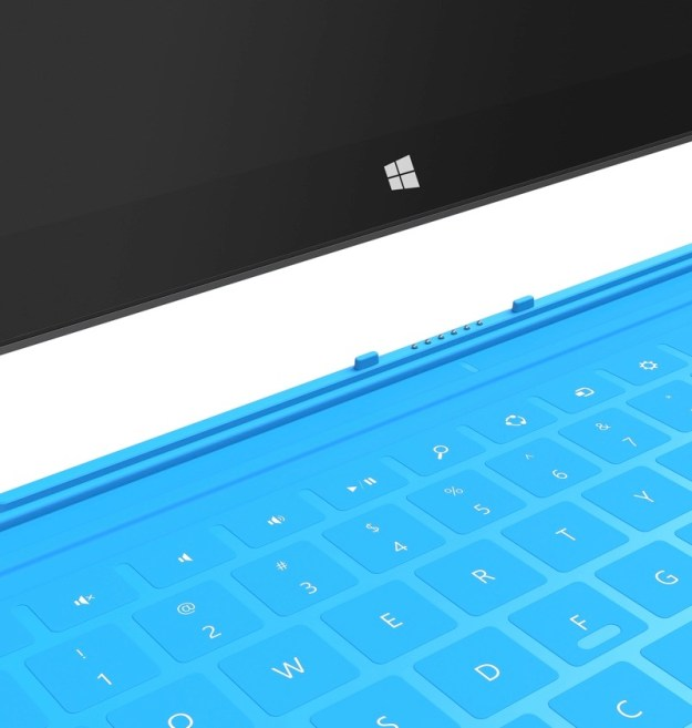 Microsoft Keyboard Touch Screen Trends