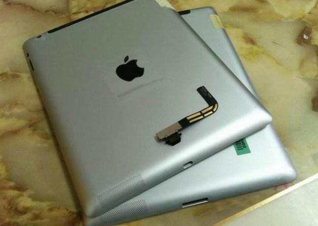 Apple iPad 3 Lightning Update