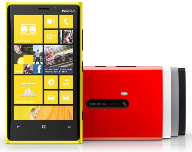Nokia Lumia 920 Release Date