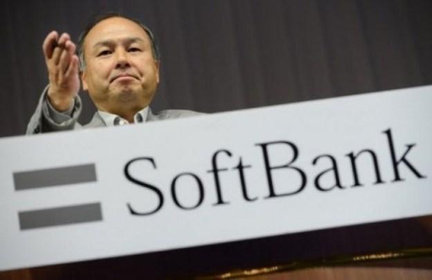 SoftBank CEO Dish