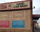 Microsoft's new guerilla marketing tactic: Draw graffiti of the Surface on local car washes [updated] - Image 1 of 4