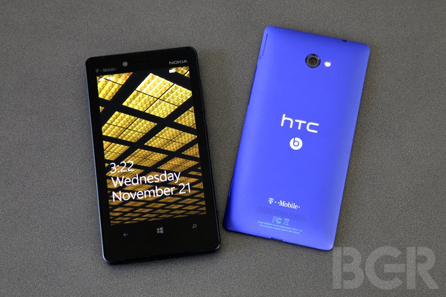 Nokia Lumia 810 Review