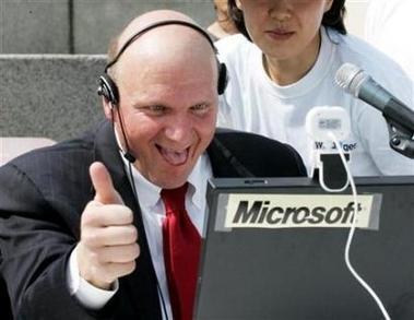 Microsoft Patent System Praise