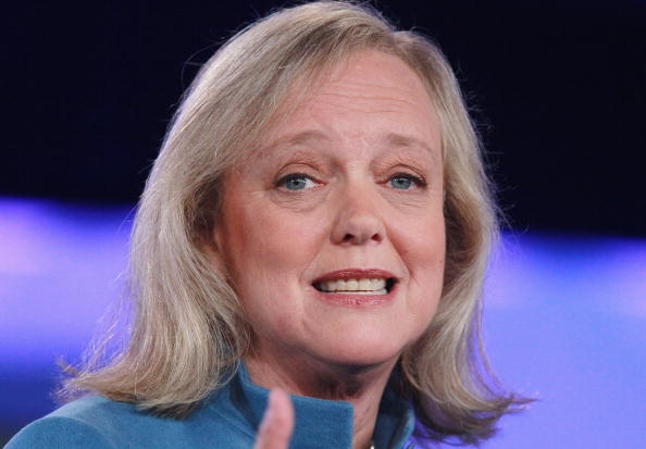 HP CEO Whitman