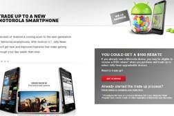 Motorola Rebate Program