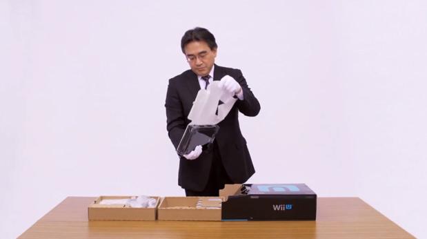 Nintendo Wii U Unboxing