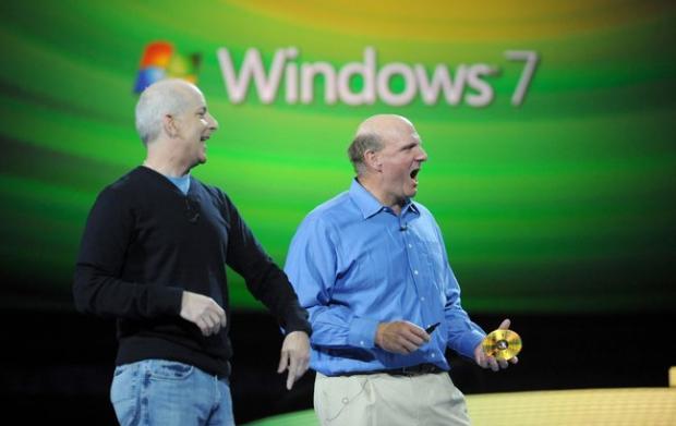 Microsoft Executive Sinofsky
