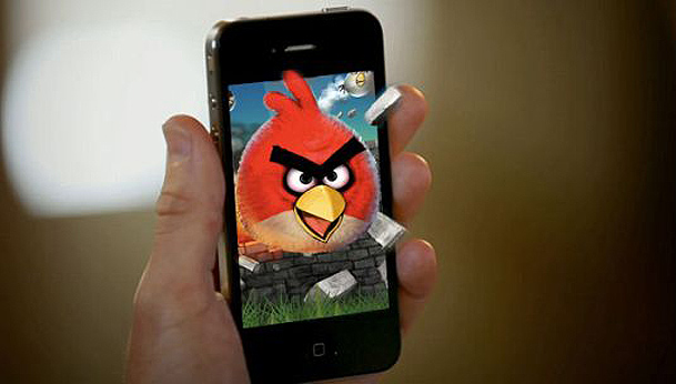 Angry Birds iPhone iPad