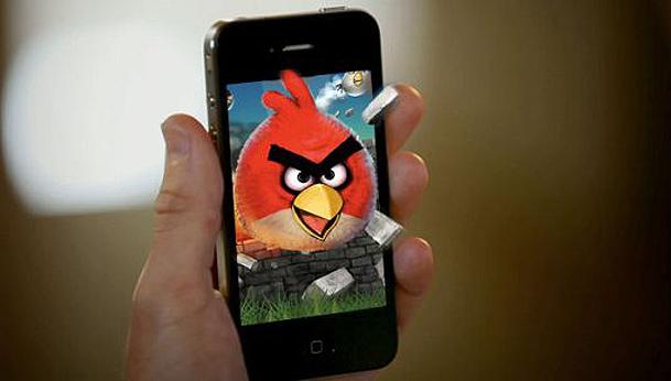Angry Birds iPhone iPad