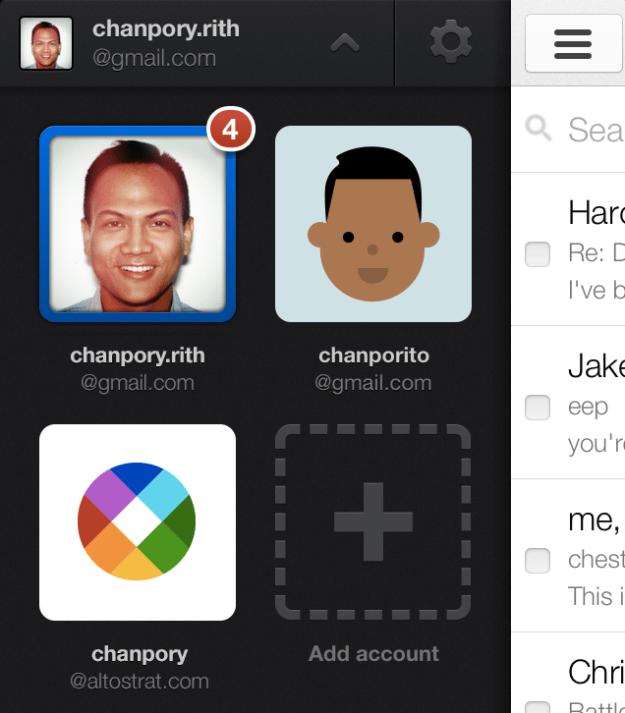 Gmail iOS App Update