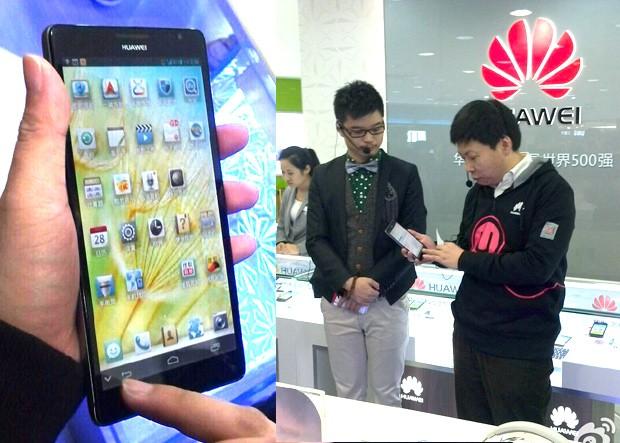 Huawei 6.1-inch Smartphone