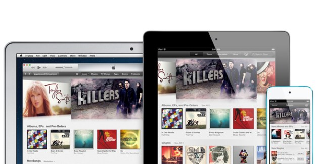 Apple iTunes Store Launch