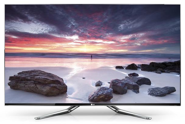 Smart TV Sales 2012