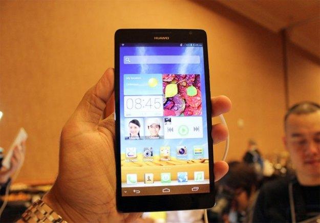 Huawei Ascend Mate Ascend D2 Specs