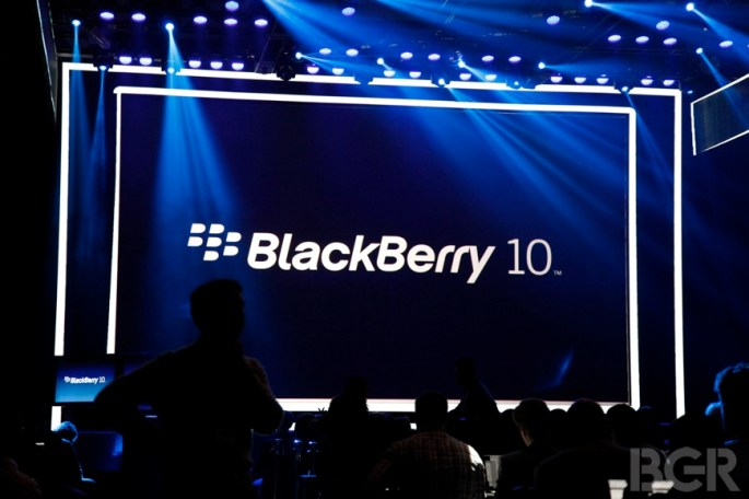 BlackBerry 10 Live Coverage