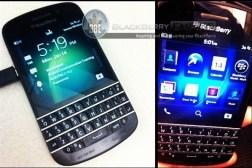 BlackBerry X10 Photos