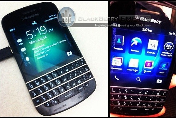 BlackBerry X10 Photos