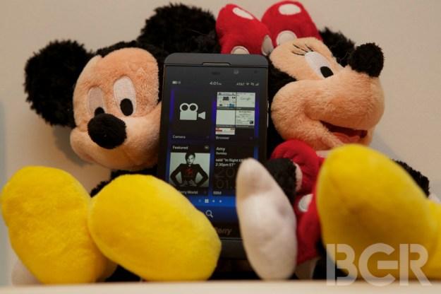 BlackBerry American Consumer Market