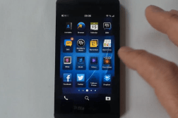 Verizon BlackBerry Z10