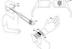 Google Project Glass Patent