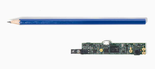 PrimeSense Capri Kinect Smartphones