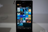 Sony Xperia Z phone hands-on - Image 4 of 16