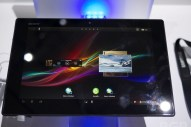 Sony Xperia Z Tablet hands-on - Image 3 of 11