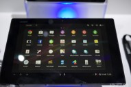 Sony Xperia Z Tablet hands-on - Image 10 of 11
