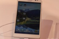 Huawei Ascend Mate Hands On - Image 3 of 8