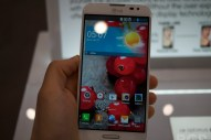 LG Optimus G Pro hands-on - Image 1 of 7