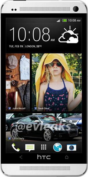HTC M7 Image