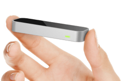 HP keyboard: Leap Motion sensor built in
