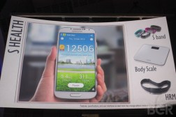 Galaxy S 4 Features