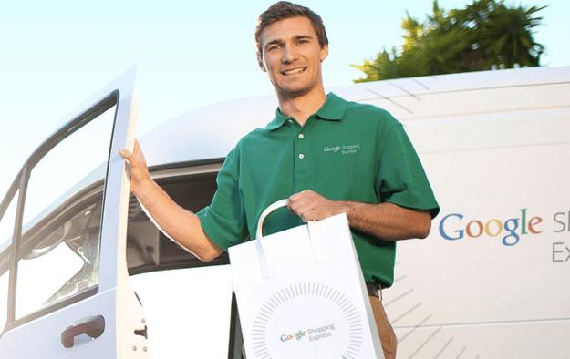 Google Shopping Express