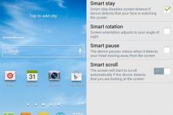 Galaxy S IV Screenshots