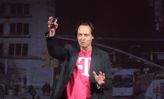T-Mobile AT&T Twitter Fight