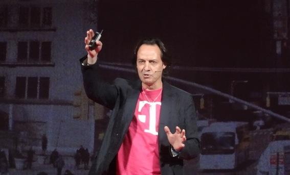 T-Mobile CEO