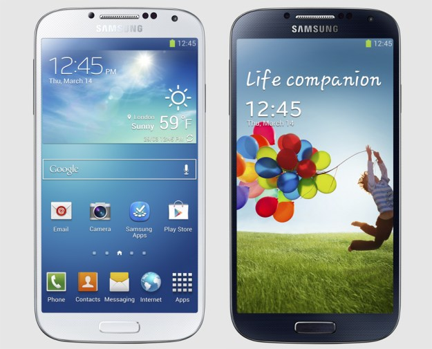 Samsung Galaxy S 4 Release Date